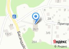 Компания «Специализированная пожарная часть №16 по тушению крупных пожаров МЧС России по Томской области» на карте