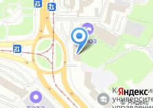 Компания «Этуро» на карте