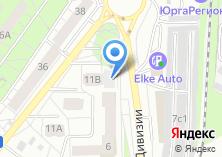 Компания «Строящееся административное здание по ул. Говорова» на карте