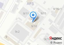 Компания «АСУ Эксперт» на карте