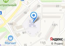 Компания «Алёнушка» на карте