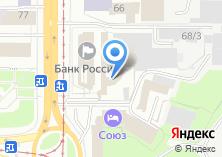 Компания «Установочный центр на Комсомольском проспекте» на карте