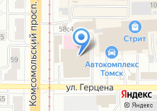 Компания «Шатура-мебель» на карте