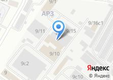 Компания «Томский Инженерный центр» на карте