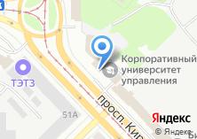 Компания «Надёжные окна» на карте