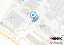 Компания «Эврика-Т» на карте