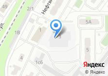 Компания «Томскстройзаказчик» на карте