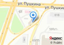 Компания «Адс» на карте