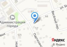 Компания «АлтайЛес» на карте
