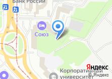 Компания «Живое ТВ» на карте