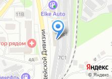 Компания «Автоимперия» на карте