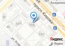 Компания «СтанИнТех» на карте