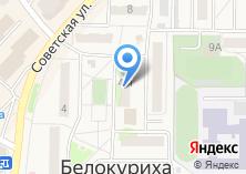 Компания «Салон ритуальных товаров» на карте