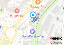 Компания «У колеса» на карте