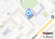 Компания «ЛапУсик» на карте
