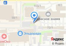 Компания «Брызги-Визги» на карте
