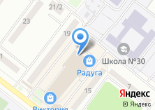 Компания «Гейзер» на карте