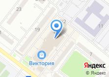 Компания «PlayCity» на карте