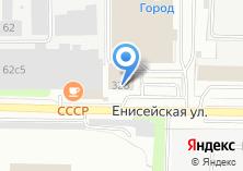 Компания «СоцГрад» на карте