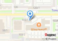 Компания «Банкомат Уралсиб» на карте