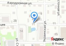 Компания «Центр заказа спецавтотехники» на карте