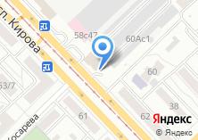 Компания «Серебряная башня» на карте