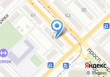 Компания «М-престиж» на карте