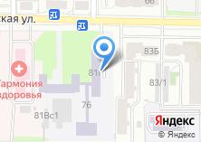 Компания «Специальная коррекционная общеобразовательная школа-интернат №22» на карте
