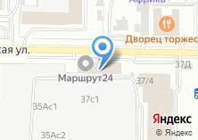 Компания «Алфавит» на карте