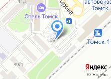 Компания «Арбитражный управляющий Волочин С.И» на карте