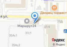 Компания «Гравёр» на карте