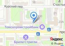 Компания «ИнноВет» на карте