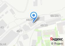 Компания «Альто» на карте