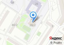 Компания «Учебно-спортивный центр им. В.А. Шевелева» на карте