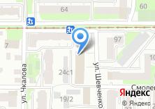 Компания «Архитектурная мастерская Ольги Сёминой» на карте