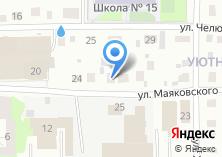 Компания «АСГАРД-АВТО» на карте