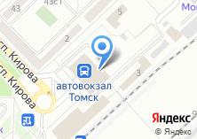 Компания «Allo.tomsk.ru» на карте