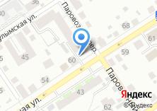 Компания «МТВ» на карте