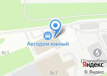 Компания «Спецтехнологии» на карте