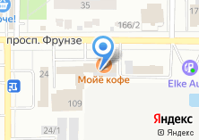 Компания «РегионТрансСтрой» на карте