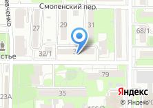 Компания «Продуктовый магазин на Курском переулке» на карте