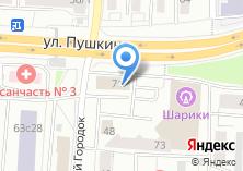 Компания «ГОСТ-СТАНДАРТ» на карте