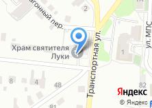Компания «Православная патронажная служба» на карте