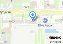 Компания «Орбита Неги» на карте