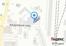 Компания «Типография Томск» на карте