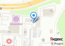 Компания «Сантех & сервис» на карте
