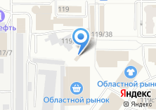 Компания «Большой праздник» на карте