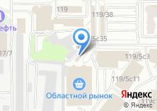 Компания «Пушок» на карте