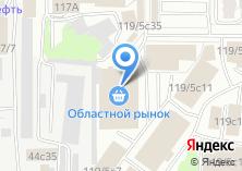 Компания «Магазин трикотажа и домашнего текстиля» на карте