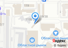 Компания «Джинсы & платья» на карте